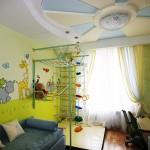 Тонкости оформления интерьера детской комнаты